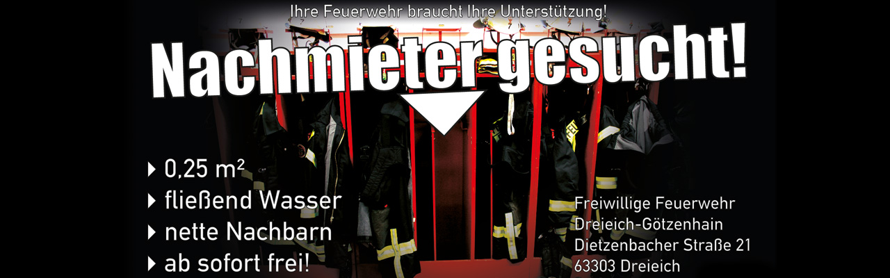 Feuerwehr Götzenhain
